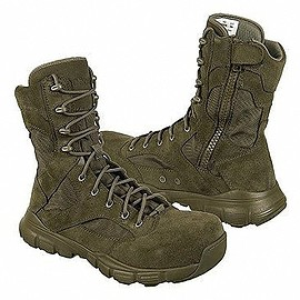 "Reebok - (リーボック) Reebok 8"" Dauntless Composite Toe Combat Boot RB8835 メンズ (並行輸入品) SULREN (26.5cm(US8.5))"