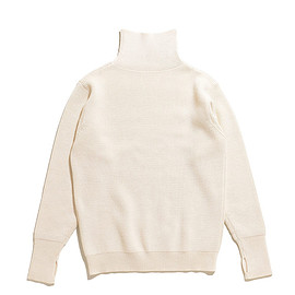 ANDERSEN-ANDERSEN - Sailor Turtle Neck Knit-Off White