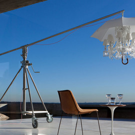 BACCARAT - The new MARIE COQUINE FLOOR LAMP by Philippe Starck