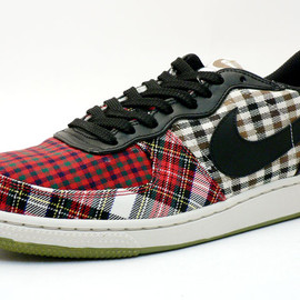 Nike - TERMINATOR LOW BRAID CHECK PACK  CHECK/BLK