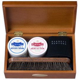 BARNEYS NEW YORK - shoe care set