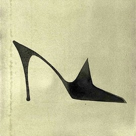 mats gustafson - shoe small ,1999