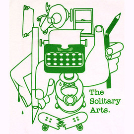 Solitary Arts - T-SHIRT BY GEOFF MCFETRIDGE