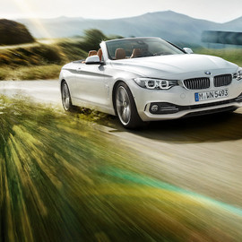 BMW - 4 Series Cabriolet Luxury line