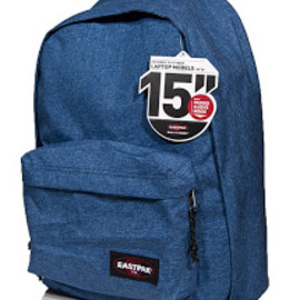 "EASTPAK - ""Out of office"" Navy"