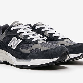 New Balance - M992 - Navy/Grey