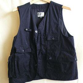 Engineered Garments - Steelhead Vest