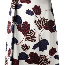 MARC BY MARC JACOBS - 'Marie' tulip skirt