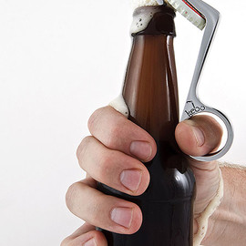 RUSH3 - Kebo One-handed Bottle Opener