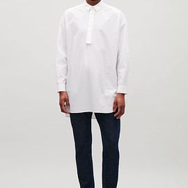 COS - Oversized Poplin Shirt