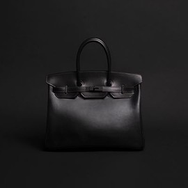 HERMES - Birkin (All Black)