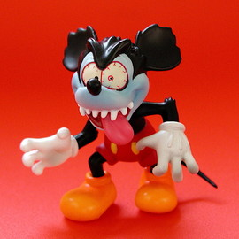 TOMY - Magical Collection RUNAWAY BRAIN MICKEY