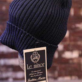 daily wardrobe industry - le minor CAP