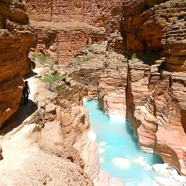 Arizona, USA - Havasu Canyon