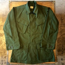 U.S.Army - Jungle Fatigue Jacket