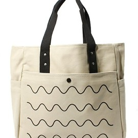 BEAMS T - OURS / CARRY TOTE