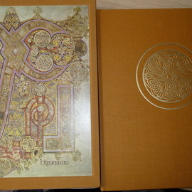 Trinity College Dublin - The Book of Kells: Reproductions from the Manuscript in Trinity College Dublin