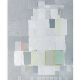 Patrick Welsh - Second Sleep, 2012, acrylic on canvas