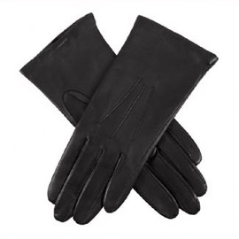 DENTS - Woman's Classic Cashmere Lined Leather Glove