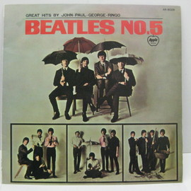 The Beatles - Beatles No.5 Lp