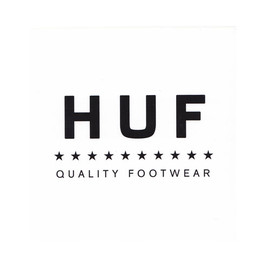 HUF - QUALITY FOOTWEAR (White)
