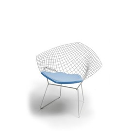 "KNOLL x COLETTE - ""Rilsan"" Bertoia Child's Diamond Chair"