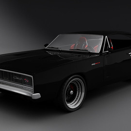 Dodge - 1969 Charger RT