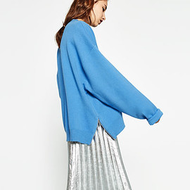 ZARA - Knit Sweat Shirt