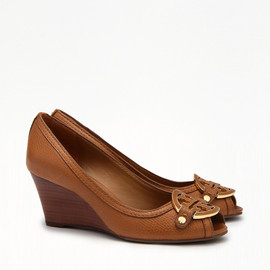 Tory Burch - amanda open toe wede