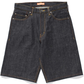 SANTASTIC! - BASIC DENIM SHORT