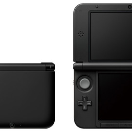 NINTENDO - 3DS LL - BLACK