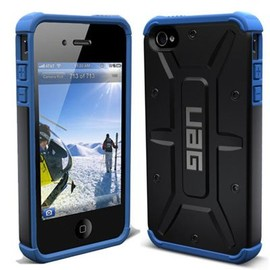 UAG - 米国UAG社製耐衝撃ケース URBAN ARMOR GEAR APPLE iPhone4/4S COMPOSITE CASE WITH SCREEN PROTECTION アイフォン4 / アイフォン4S ケース