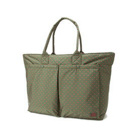 HEAD PORTER - TOTE BAG (L)|STELLAR