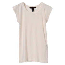 MARC BY MARC JACOBS - SPECKLED JERSEY TOP