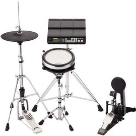 YAMAHA - DTX MULTI 12 TINY DRUMS Set Up