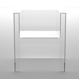 Tokujin Yoshioka - The Invisibles Light Chair