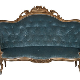 JAYSON HOME - ANTIQUE BAROQUE SOFA