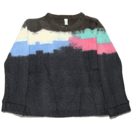 NADA. - Hand Dyed Mohair Knit (Sed-type)