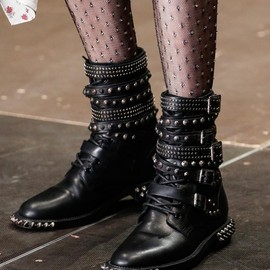 Saint Laurent Paris - FW2013 Boots