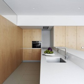 Inigo Beguiristain - Kitchen, Pamplona's Apartment, Spain