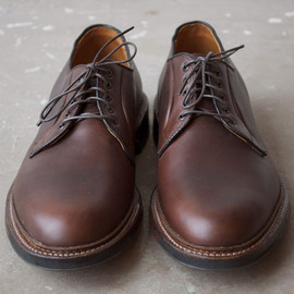 ALDEN - ALDEN 9432 Plain Toe Blucher