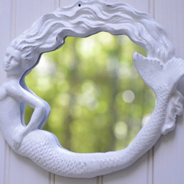 beautifuldetailswed - Mermaid Mirror