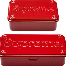 Supreme - Flip Top Metal Box