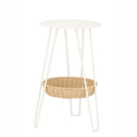 IDEE - WALLABY SIDE TABLE White