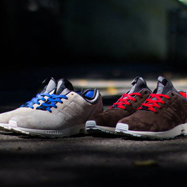 "adidas - ADIDAS ZX FLUX NPS – ""SUEDE"" PACK"