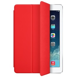Apple - iPad Air Smart Cover (PRODUCT) RED