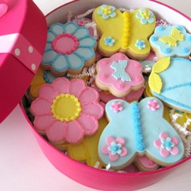 L&V Sweets - Birthday Cookies