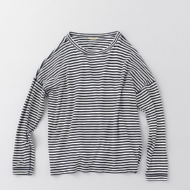 ARTS&SCIENCE - Loose Fit Long Sleeve T-shirt