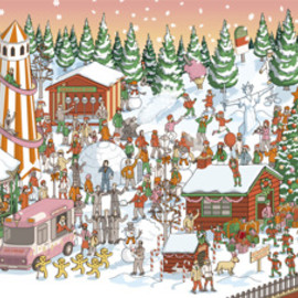 Rod Hunt - Can You Find The Hidden Claus?