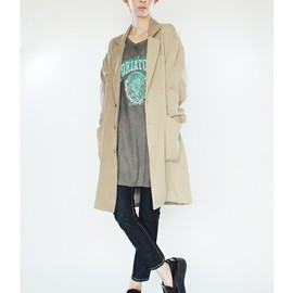 UNSQUEAKY - Chino Shop Coat
